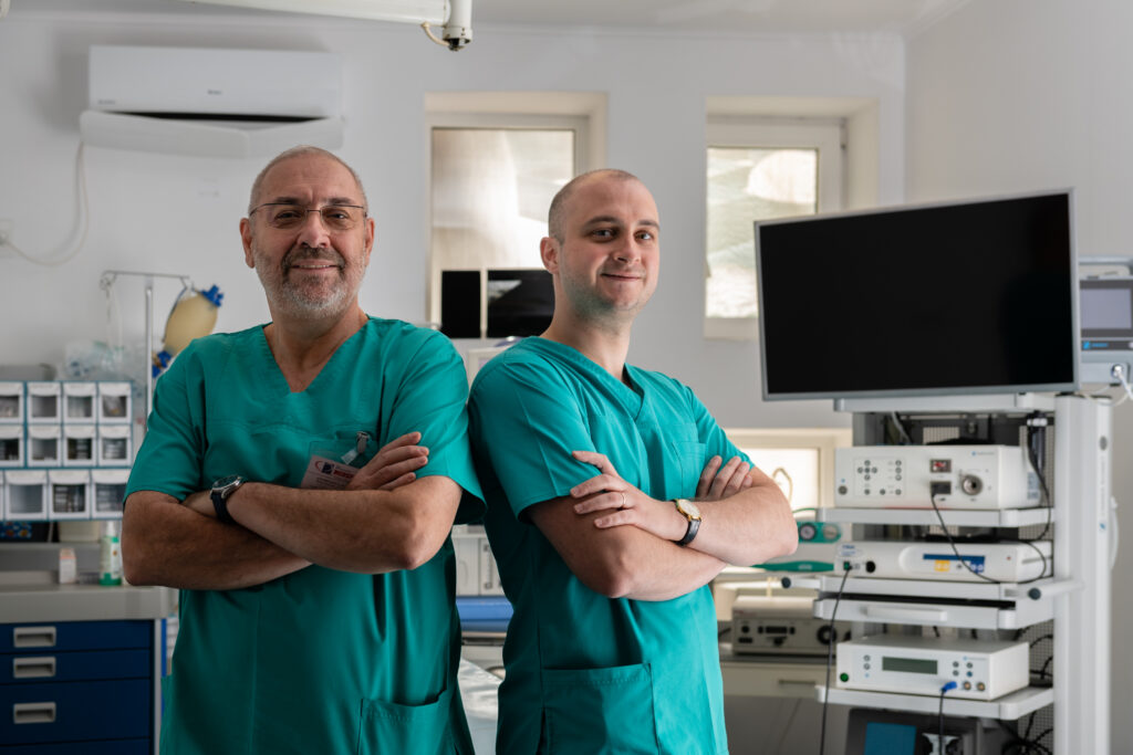 tratament chirurgical ortopedic artroscopie